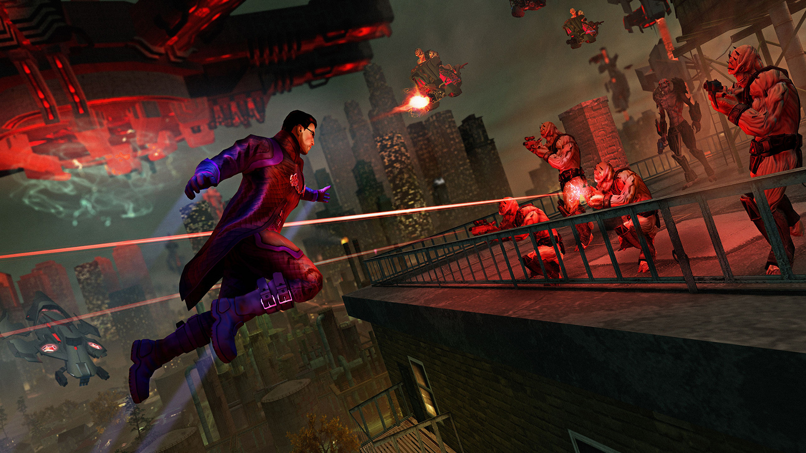 Saints Row 4 - Jump
