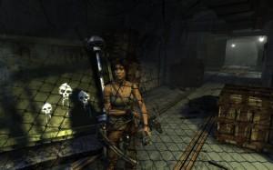 Tomb Raider - Lara Skulls