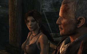 Tomb Raider - Lara and Roth
