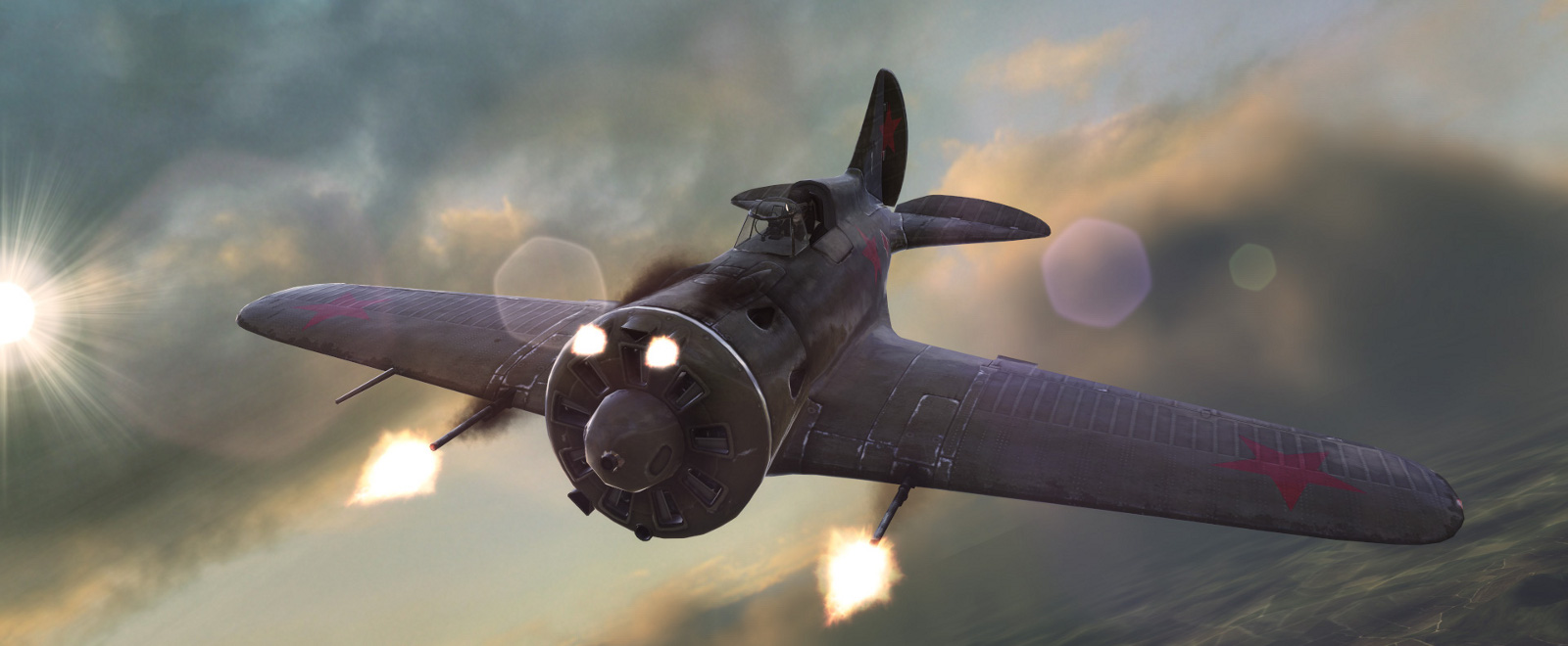 World of Warplanes - Gunner