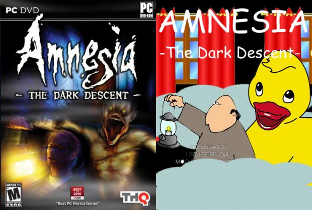 Amnesia The Dark Descent Clipart