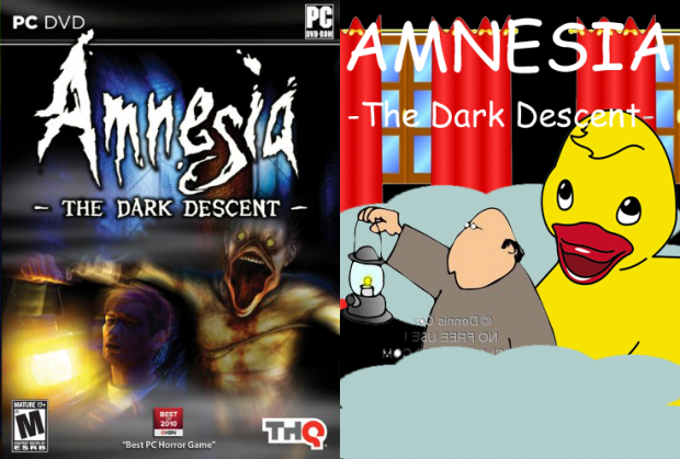 Amnesia The Dark Descent Clipart