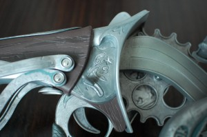 BioShock Infinite Sky-Hook Replica - Detail
