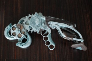 BioShock Infinite Sky-Hook Replica - Left Side