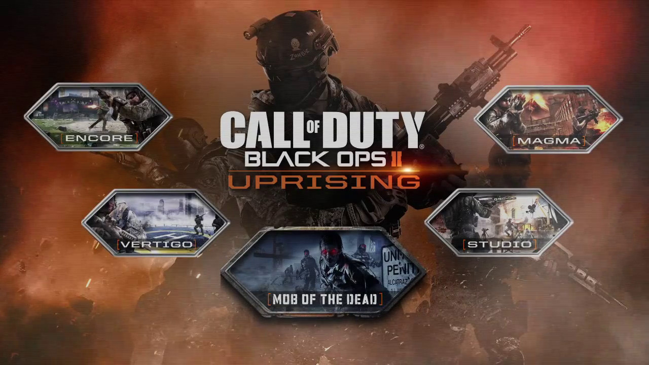 Call Of Duty Black Ops Ii Uprising Dlc Review The