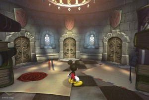 Castle of Illusion - Doors