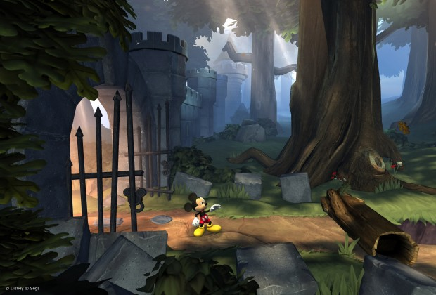 Castle of Illusion - Forest