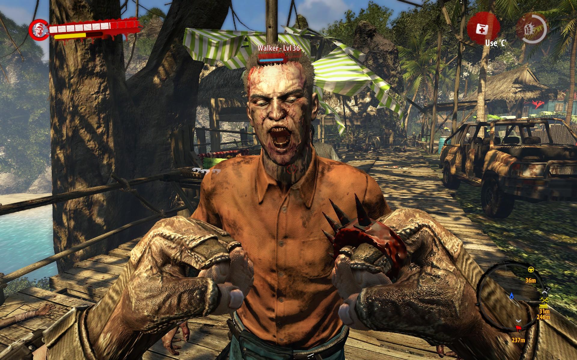 Dead Island Solo Is Hard