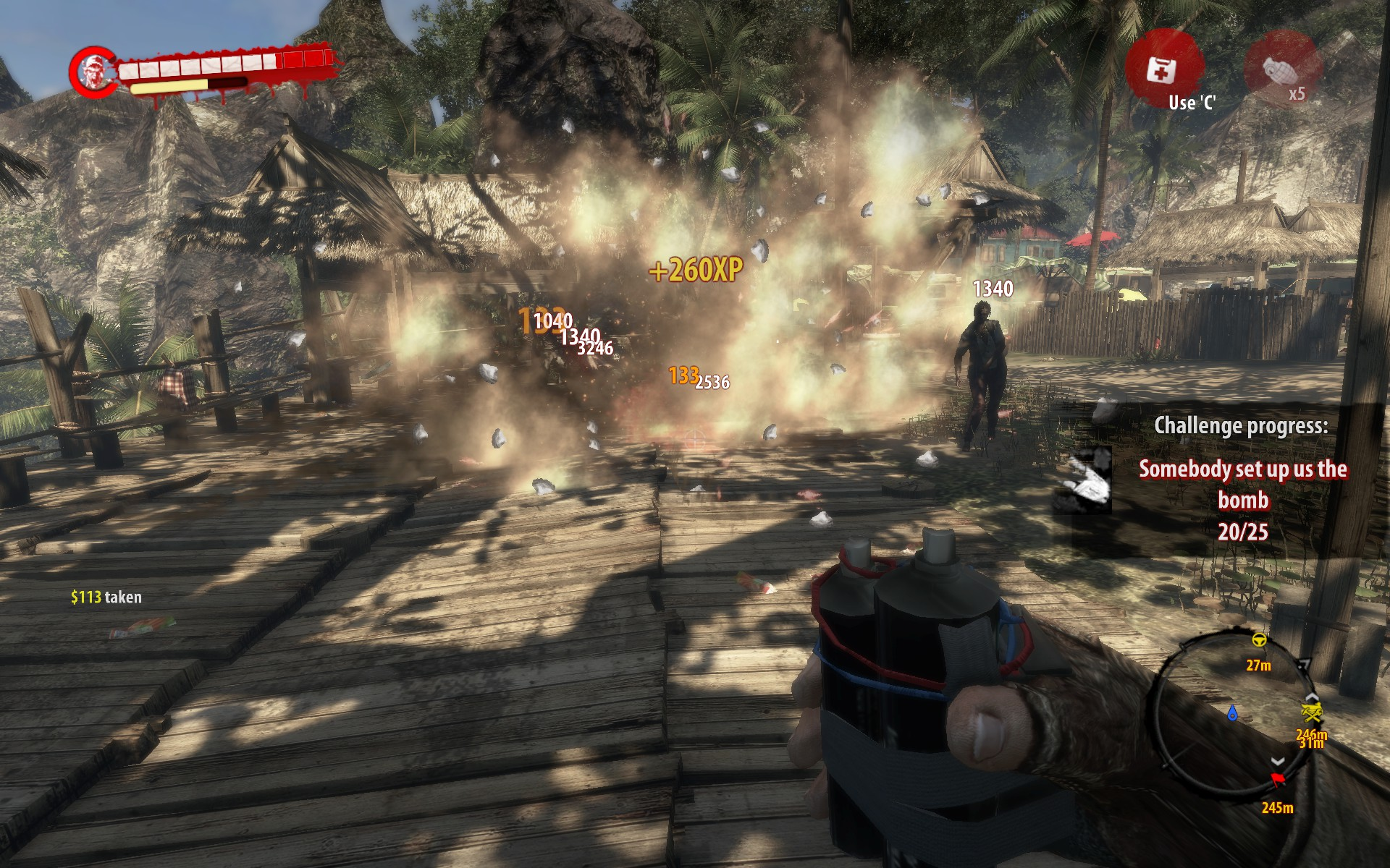 Dead Island Can T Find Lan Game