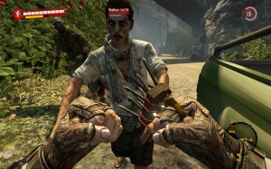 Dead Island Riptide - Nail Brass Knuckles