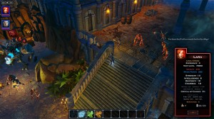 Divinity Original Sin - Stats and Stairs