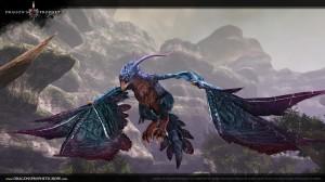 Dragons Prophet - Dragonkin above Satuma