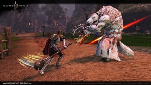 Dragon's Prophet - Guardian vs Gnoll