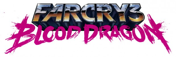 Far Cry 3 Blood Dragon - Logo