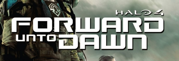 Halo 4 Forward Unto Dawn Logo