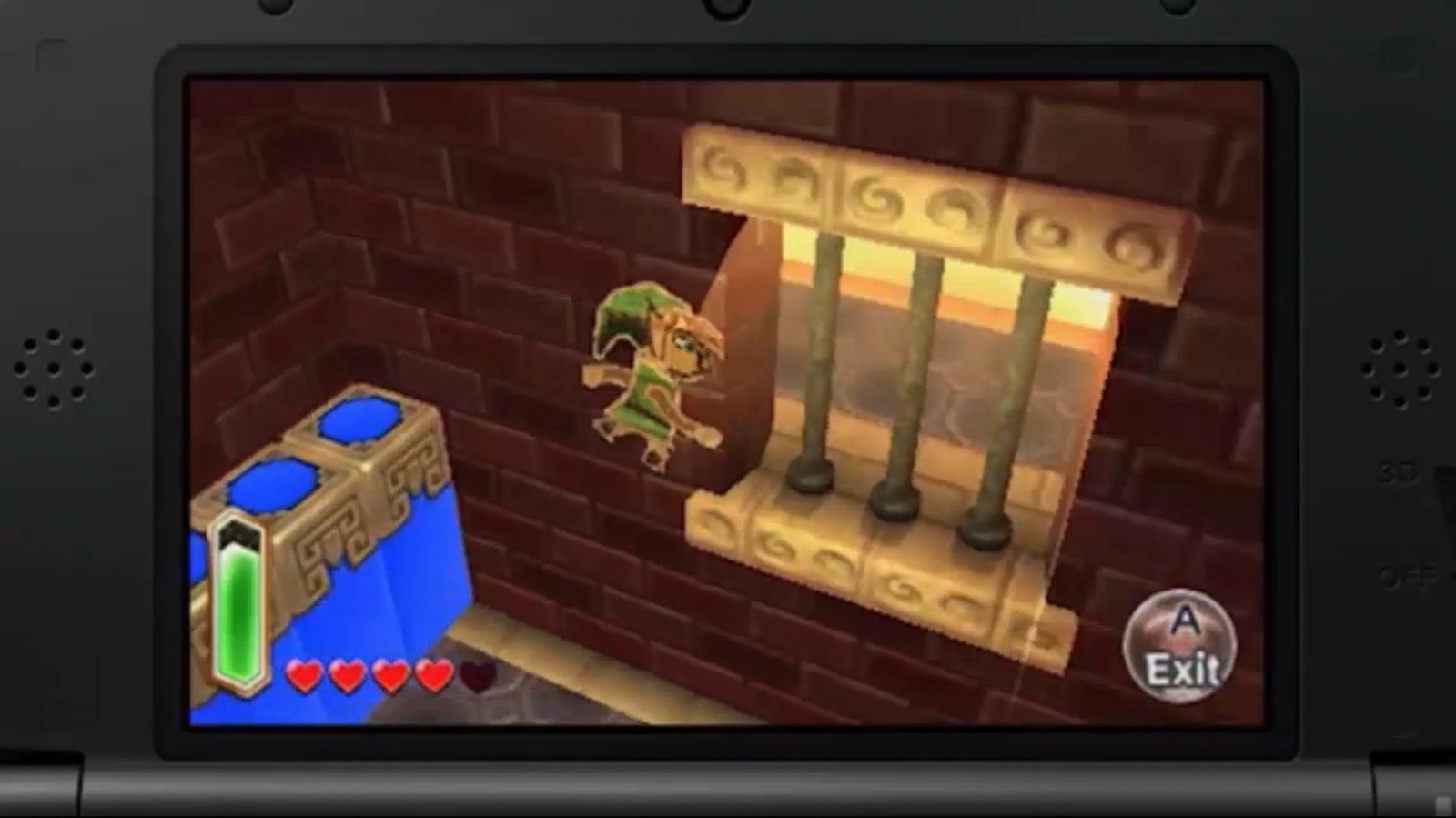 Nintendo Direct - Zelda Link To The Past 2D Window