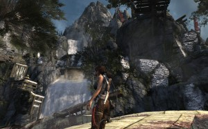 Tomb Raider - Cliffs