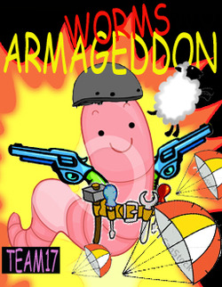 Worms Armageddon Cover Clipart
