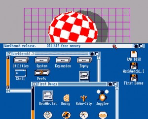 Amiga Forever - Workbench 1.3