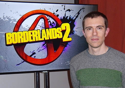 Borderlands 2 – Krieg (DLC Character) Preview – The Average