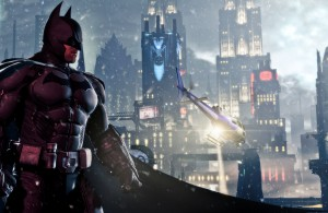 Batman Arkham Origins - Gotham Backdrop
