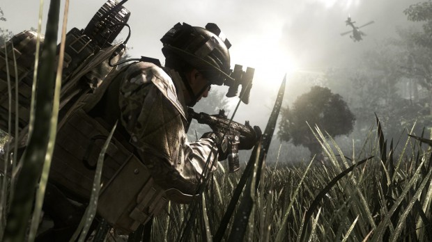 COD Ghosts_In The Weeds