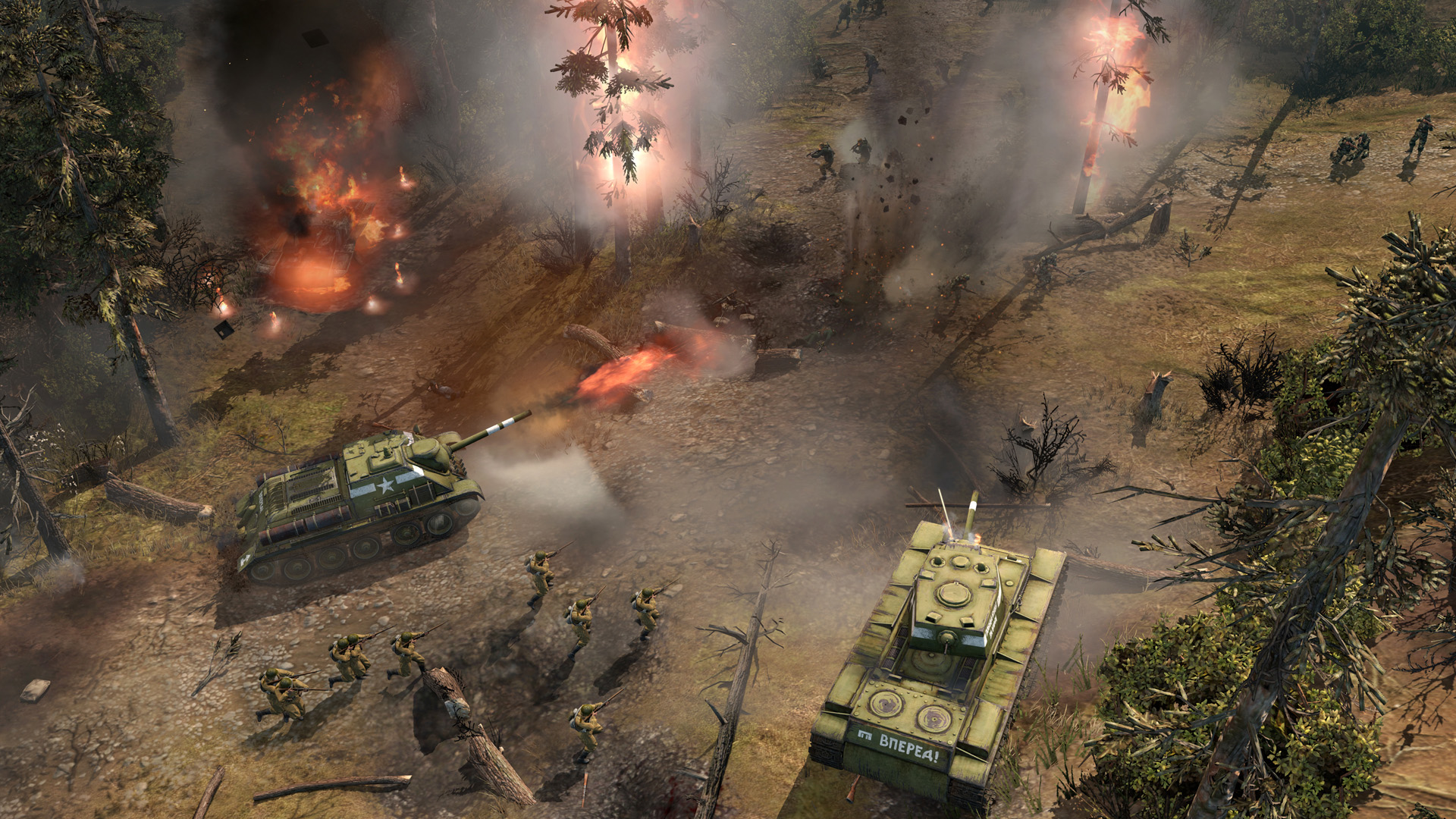 Company Of Heroes 2 Single Player Preview The Average Gamer