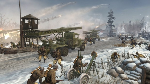 Company of Heroes - 6 - V2 Rockets