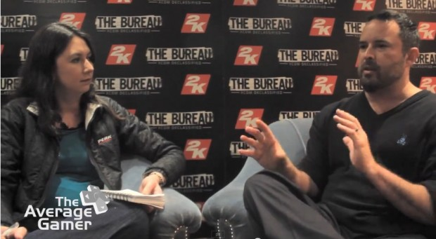 Debbie and Nico Bihary - The Bureau XCOM Interview