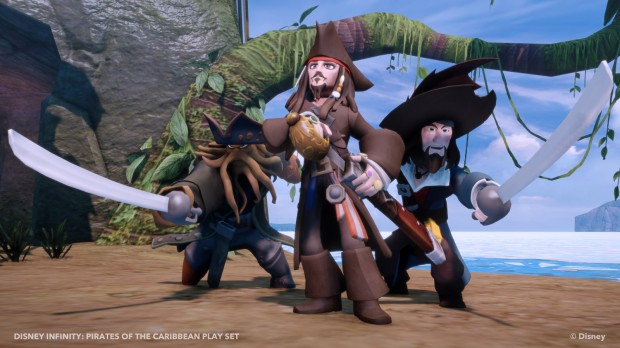 Disney Infinity - Pirates of the Caribbean - Characters