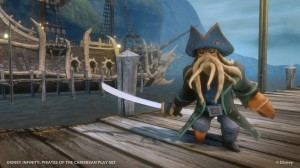 Disney Infinity - Pirates of the Caribbean Davy Jones