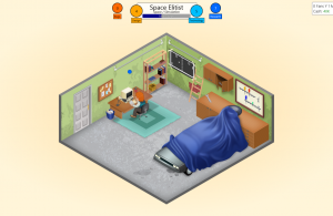 Game Dev Tycoon Bedroom