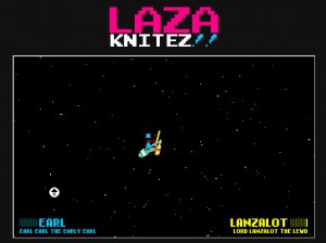 LAZA KNITEZ