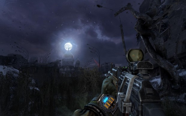 Metro Last Light - Moonlight
