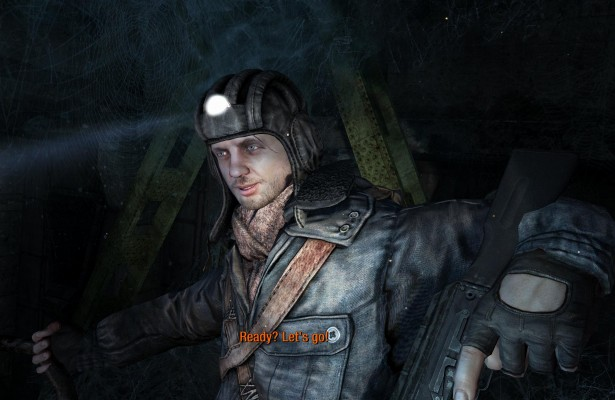 Metro Last Light - Pavel