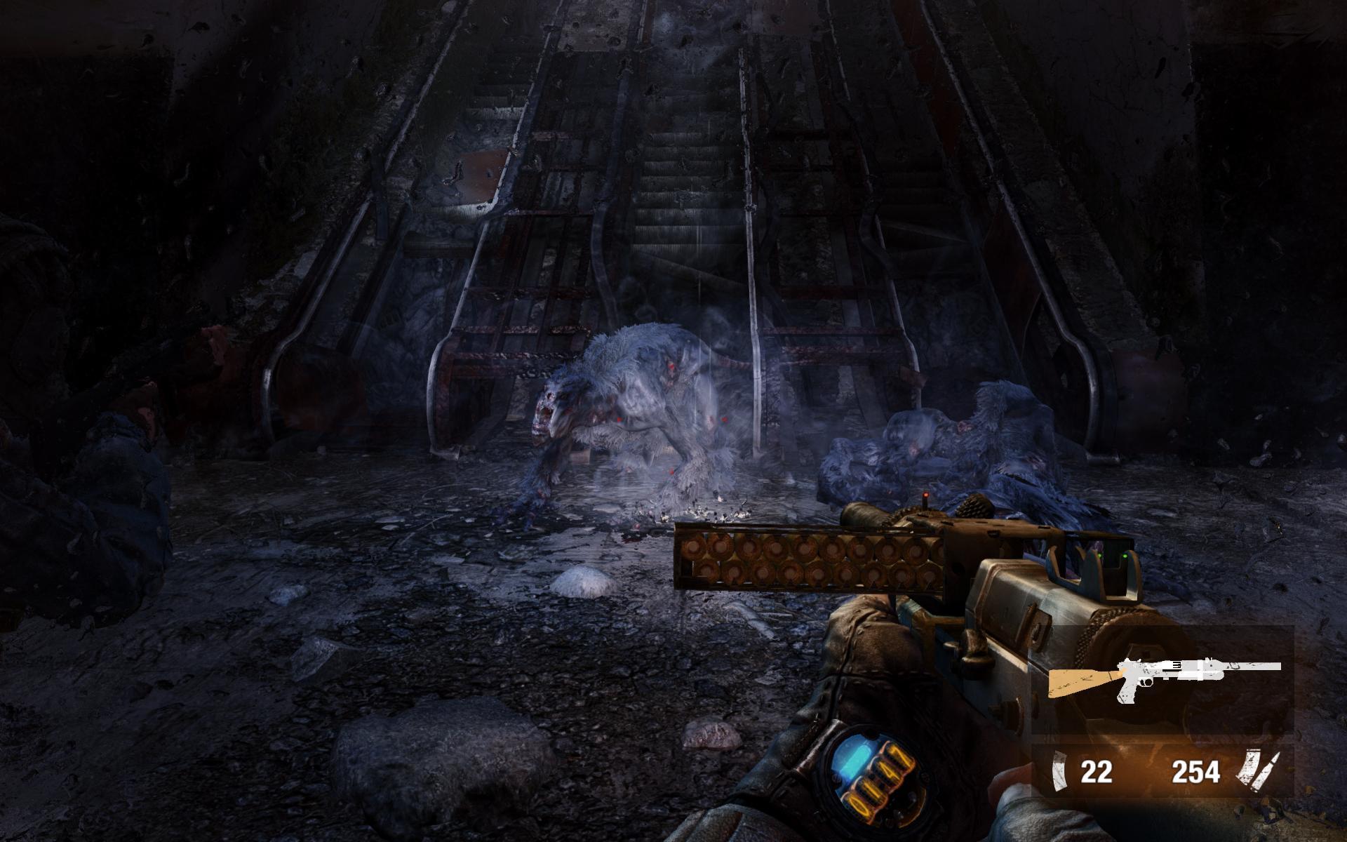 Metro Last Light Review PC