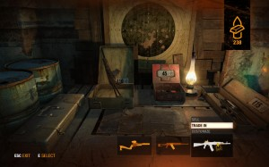 Metro Last Light - Weapons