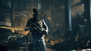 Quantum Break - Soldier