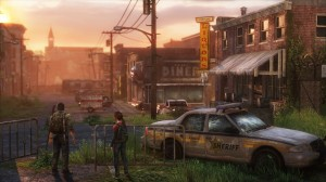 The Last of Us - Bills town sunset