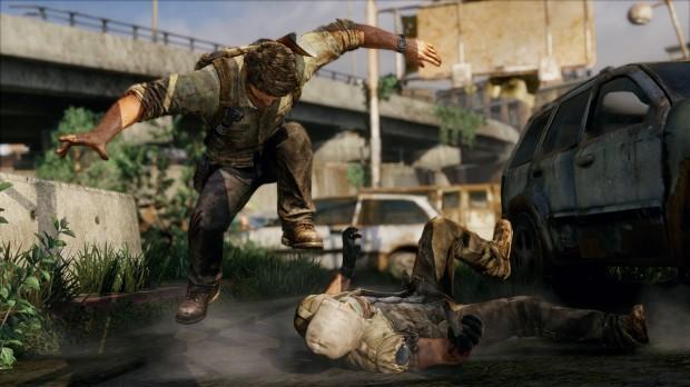 The Last of Us - Joel Stomps Hunter