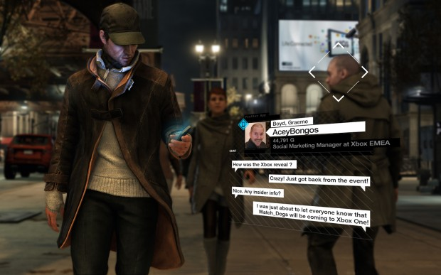 Watch Dogs - Graeme Boyd