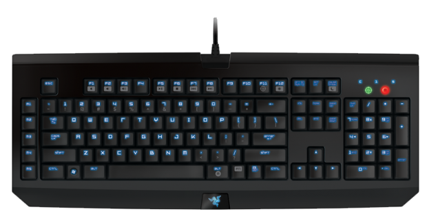 Razer Black Widow Ultimate Stealth