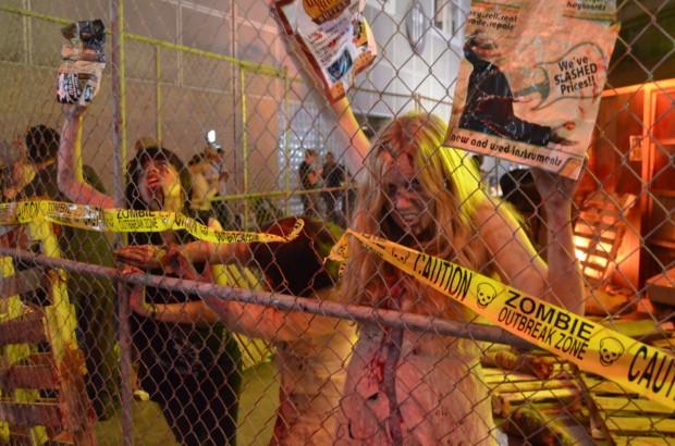 E3 2013 - Dead Rising 3 - Zombies