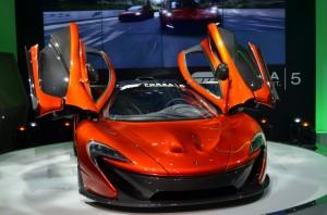 E3 2013_McLaren P1