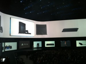 E3 2013 - PlayStation 4 Reveal