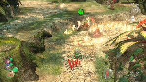 Pikmin 3 - Attack
