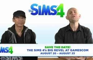 The Sims Live Broadcast - Truong and Vaughn