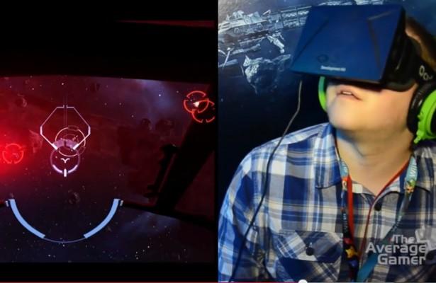 Colin Oculus Rift E-VR