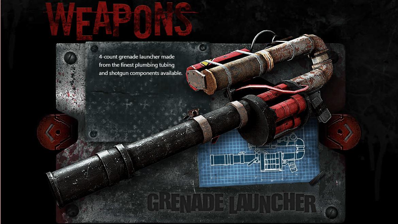 dead rising 3 weapon list - photo #5