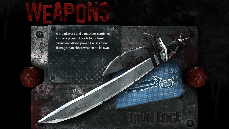 dead rising 3 weapon list - photo #7